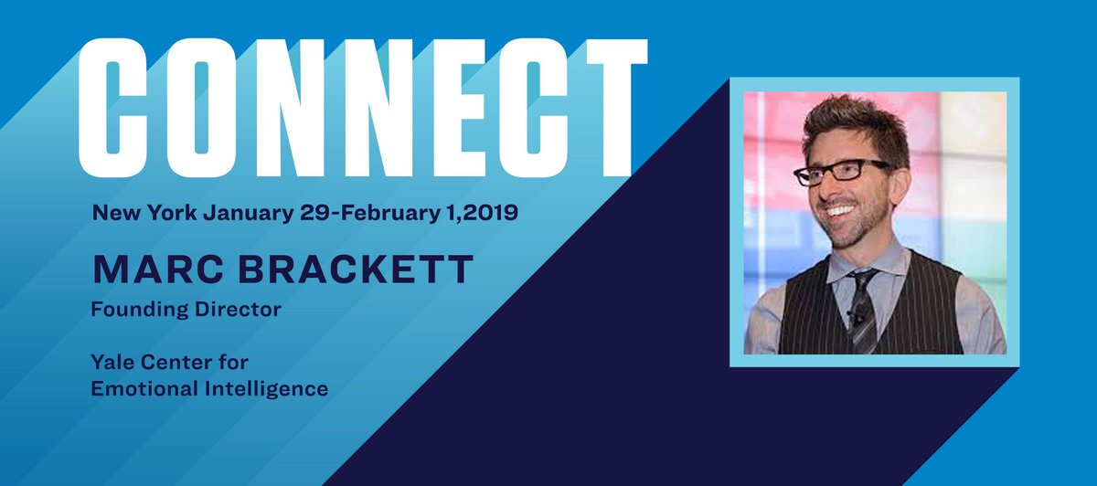 Connect the Speakers: Marc Brackett on emotional intelligence and real estate bit.ly/2Fr0yvU