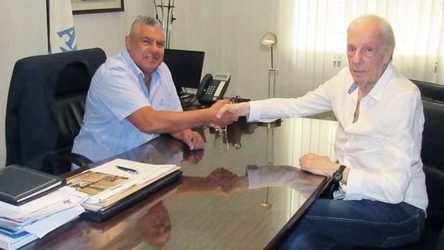 César Luis Menotti fue designado como nuevo Director de Selecciones Nacionales Foto