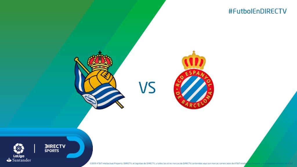 ⚽🇪🇸 | Real Sociedad y Espanyol cierran la jornada de #LaLiga ¿Quién se llevará el triunfo?  Relata @FDVENE y comenta @SebasDecker a las 17hs por los C610/1610HD y DIRECTV Play http://link.dtvla.com/f027dc4d #FutbolEnDIRECTV