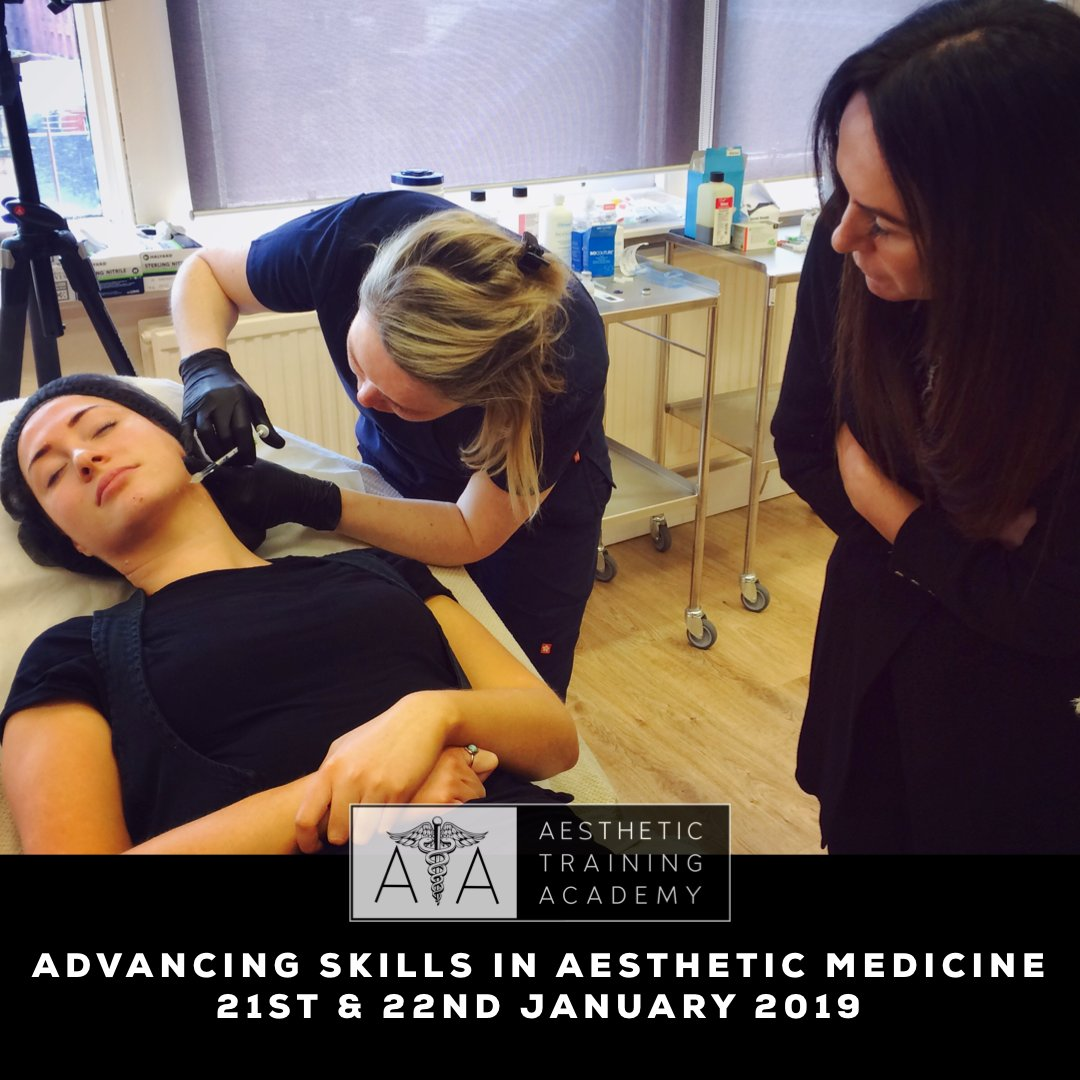 test Twitter Media - Ideal for those who have previously trained in basic Botulinum Toxin & Dermal Fillers, this course will cover anatomy & physiology of the ageing face, with attention to the midface, dermal filler bio-physiology, avoidance & management of complications. https://t.co/4vmu3OWSjE https://t.co/iSwzazOxPC