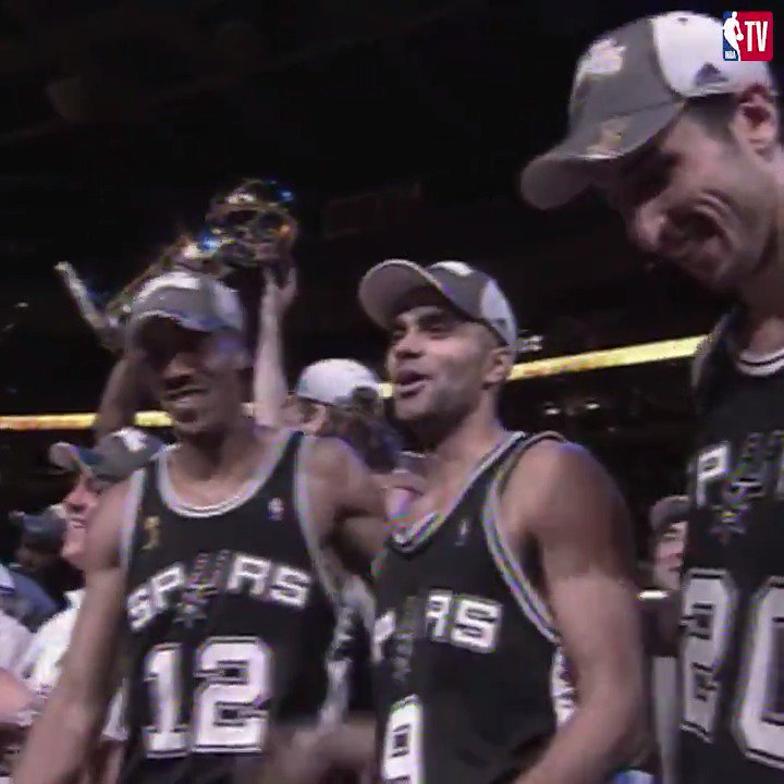 NBA TV's photo on spurs