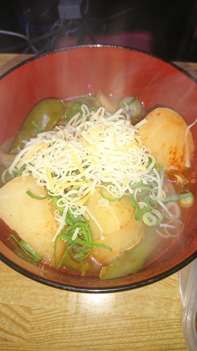 test ツイッターメディア - ダイソーに売ってたトマト鍋スープでつくった。意外とおいしい。 #ダイソー https://t.co/KXDaulGmnf