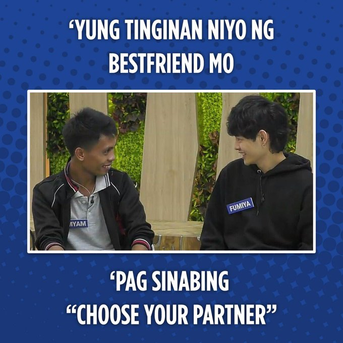 Bes, alam na this! 😉😂 For more exclusive updates follow us on –– FB and IG: @pbbabscbntv Twitter: @pbbabscbn YouTube: Pinoy Big Brother #PBBSp8cialReunion Photo