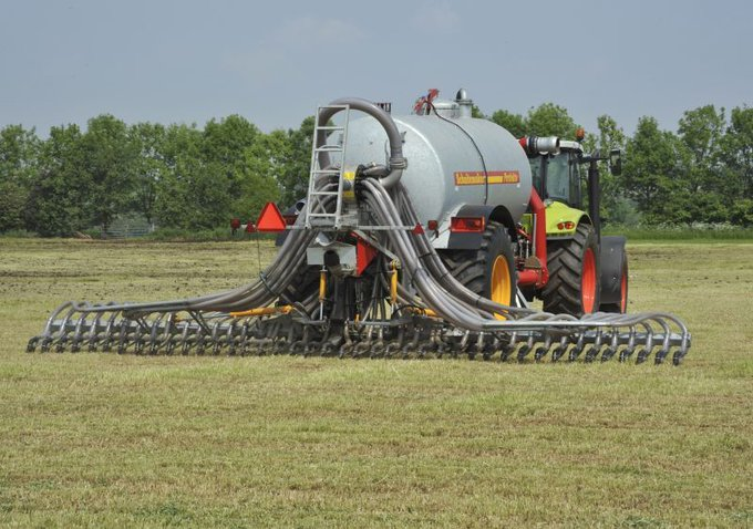 We are happy to see the new #CleanAirStrategy recognises the huge need to reduce the amount of ammonia emissions from farming. Farmers must protect our landscape for future generations. Photo