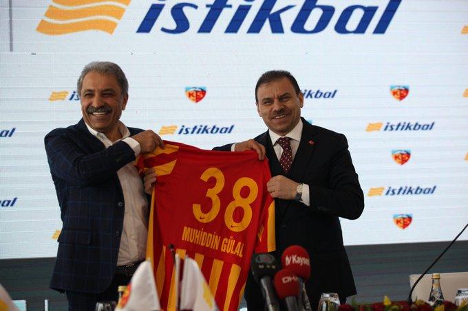 Kayserisporumuz ile İstikbal Mobilya arasında sponsorluk anlaşması yapıldı. 👉 #Kayserispor Fotoğraf