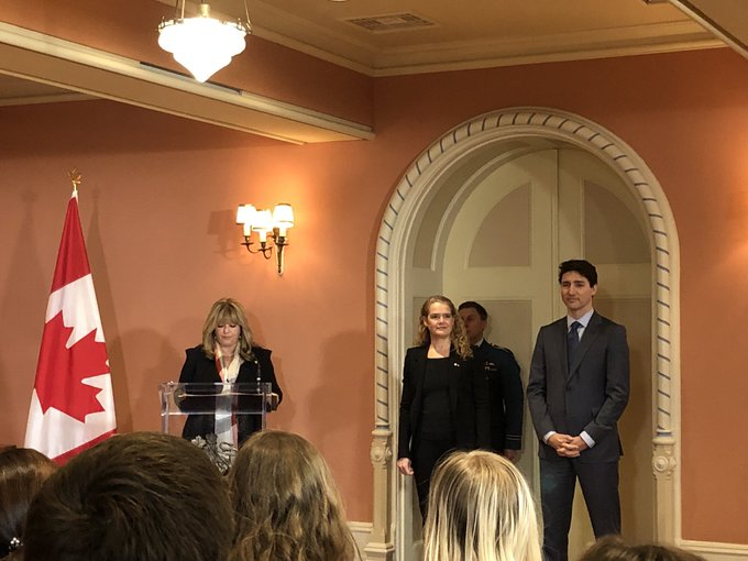Cabinet shuffle changes: New post created for Bernadette Jordan, now minister of rural economic development; O'Regan tapped as Indigenous services minister, Wilson-Raybould named veterans minister, Lametti takes over justice portfolio, Philpott appointed to Treasury Board Photo