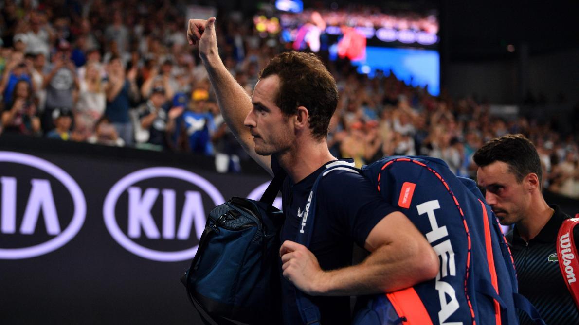 Andy Murray, éliminé à l'Open d'Australie: «Je vais faire tout mon possible pour peut-être revenir» (vidéos)  http://www. lesoir.be/200471/article /2019-01-14/andy-murray-elimine-lopen-daustralie-je-vais-faire-tout-mon-possible-pour-peut &nbsp; … <br>http://pic.twitter.com/tfxAZeqETm