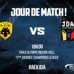 Image for the Tweet beginning: Nouveau match pour nos Dijonnais