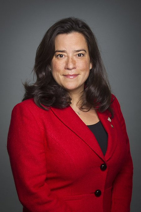 Jody Wilson-Raybould becomes Minister of Veterans Affairs and Associate Minister of National Defence: #cdnpoli Photo