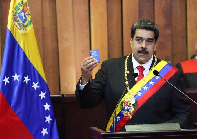 #MaduroMemoriaYCuentaANC Photo