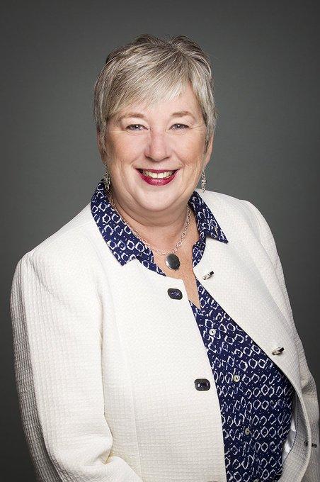 Bernadette Jordan devient ministre du Développement économique rural: #polcan Photo
