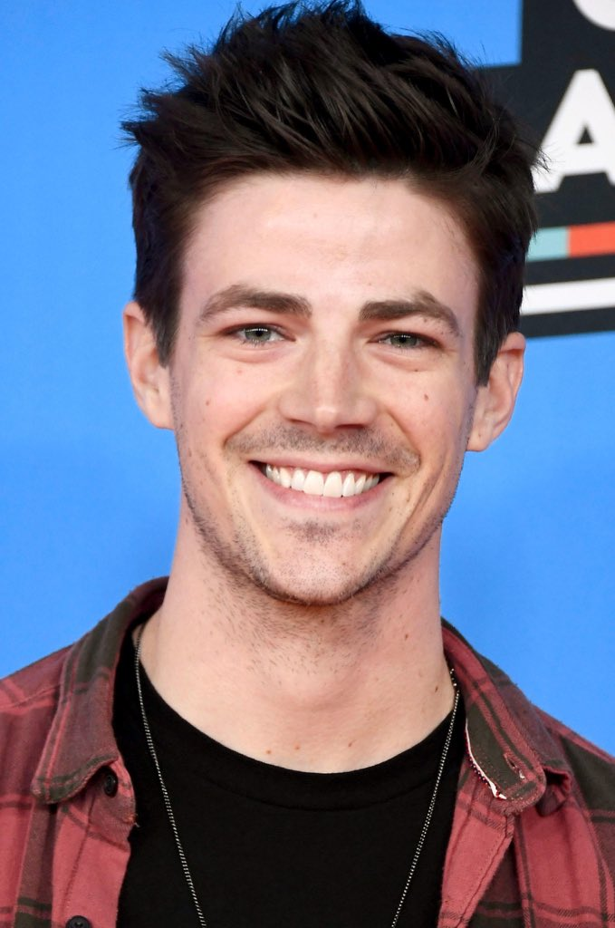 Today, Grant Gustin & were born. Happy Birthday!!!
