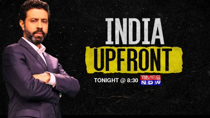 Coming Up On India Upfront: #LobbyVersusModi: In its haste to score political brownie points against the Modi government has the 'lobby' ended up sympathising with criminal elements over the years? Join @RShivshankar & Tweet your views with #LobbyVersusModi Photo