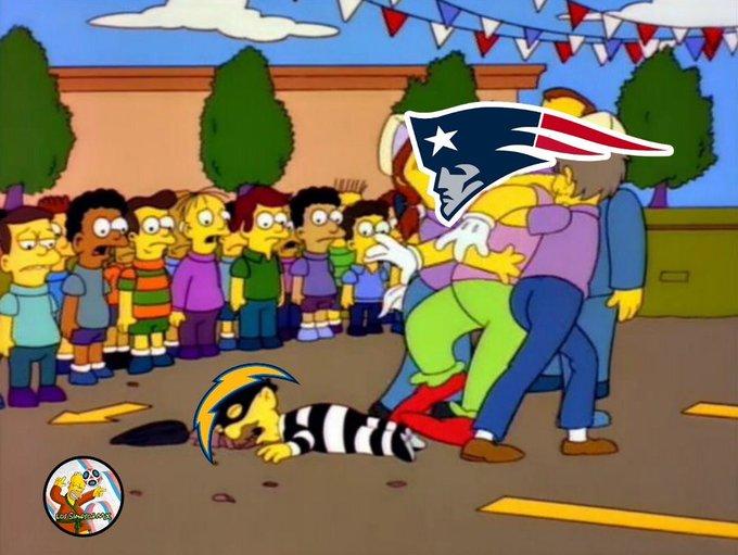 @yaparate40 @inakialvarez #nuncavoyamadurar por los Simpson y sus memes Foto