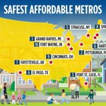 These are the areas where homes are affordable and the cities are safe: https://t.co/cOMsgbMTXg #realestate