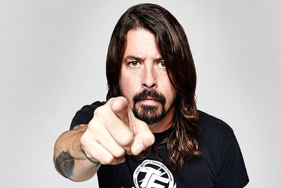 Happy birthday, Dave Grohl! Apa harapanmu buat Om Dave?