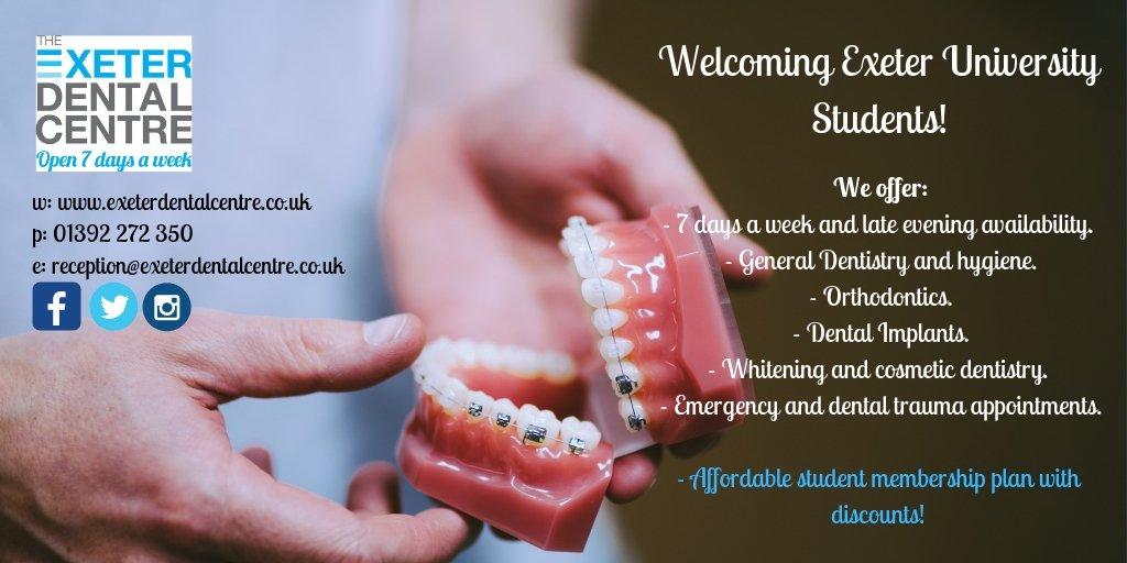 Exeter Dental Centre (@Theexeterdental) | Twitter