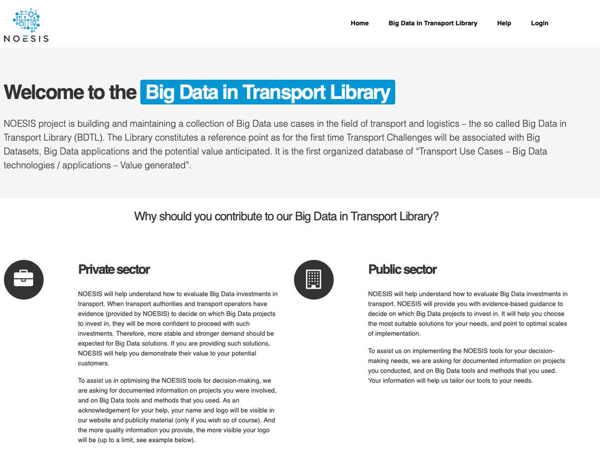 test Twitter Media - We are looking for #bigdata in #transport use cases. Can you support us? #bigdata #transport #transportation #H2020   https://t.co/DkyPQX26oT https://t.co/yPrKJ0l9Xx