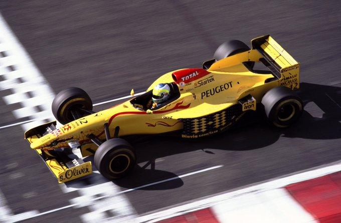 Happy 46th Birthday To Giancarlo Fisichella!