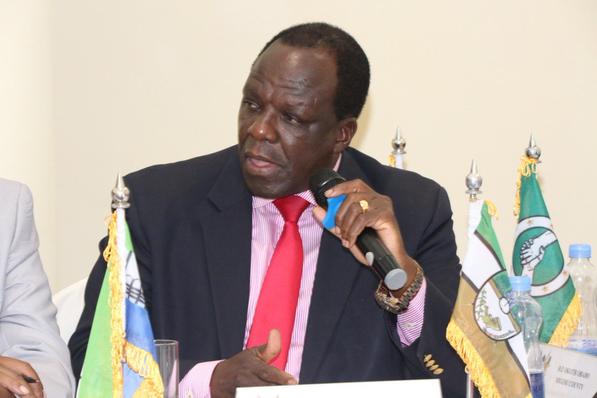 Revealed! What Catapulted Governor Oparanya to the Helm of Council