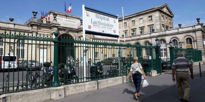 Patiente morte à l'hôpital Lariboisière : l'AP-HP admet « une série de dysfonctionnements » – Le Monde Photo