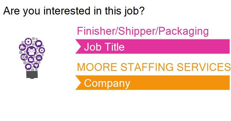Shipper job description