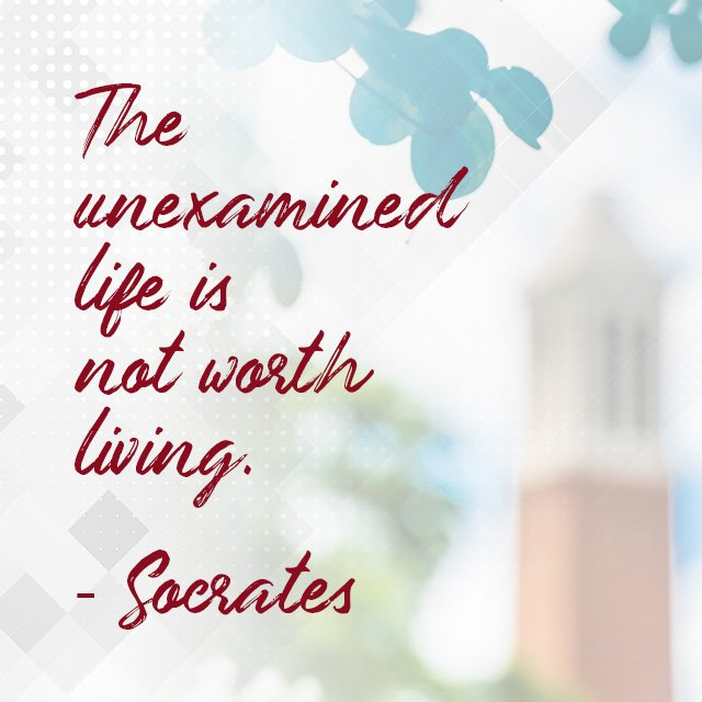 What goals are you setting to kick off the semester? #BamaStudentLife #MotivationMonday Photo