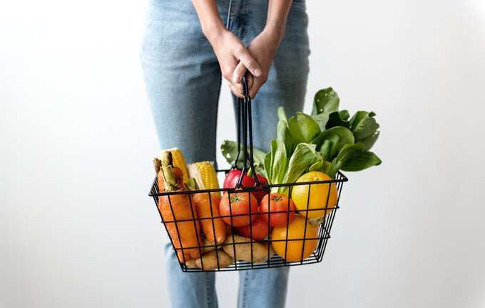 This is the food we should be putting in our shopping baskets. Staying fit and eating healthy helps your mood, fights fatigue and improves your overall wellbeing. #NationalObesityAwarenessWeek #YourBodyYourMove Photo