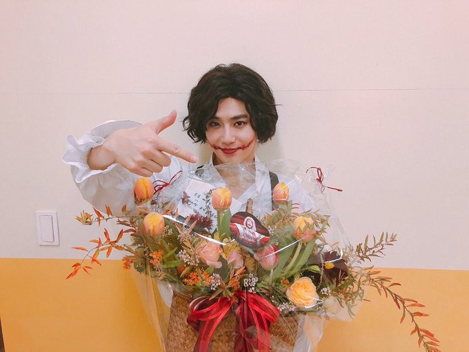#웃는남자_대상축하해 준면아 대상축하해 뮤지컬배우로서의 김준면으로도 항상 응원해 ❤ Photo
