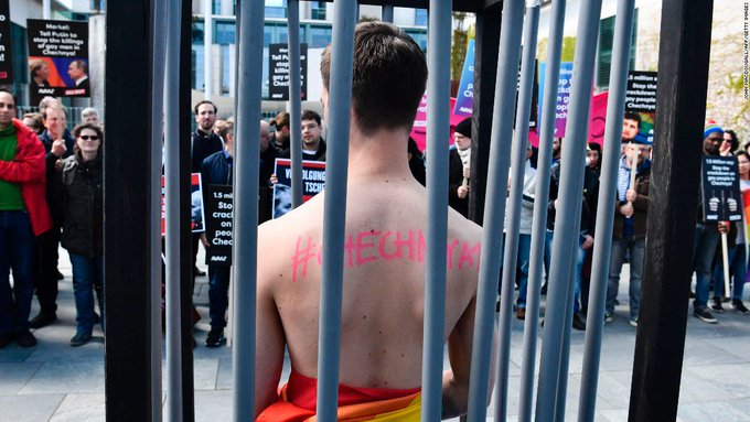 Deaths, detentions mark 'new wave' of LGBT persecution inChechnya Photo