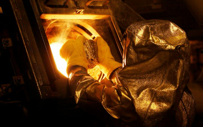 Newmont to become largest gold producer with $10 billion Goldcorp buy Photo
