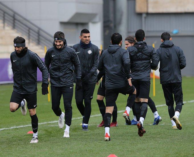 Sezonun ikinci yarısının ilk haftasında sahasında Boluspor'u ağırlayacak olan Osmanlısporumuz hazırlıklara başladı. Fotoğraf