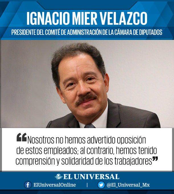 En #Entrevista el diputado de Morena explicó que en la Cámara Baja no han tenido problemas con los funcionarios que obtienen un salario superior a 108 mil pesos Foto