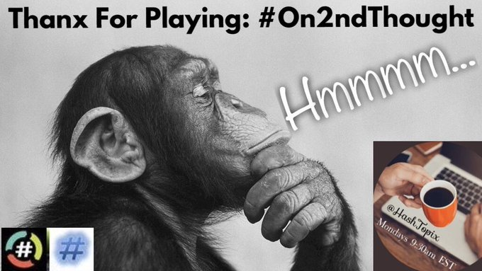Thanx for playing! #On2ndThought we will have another pound of bacon! See you next week! Same Hash Time Same Hash Channel Same @HashtagRoundup Photo