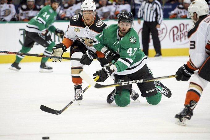 Ducks trade Andrew Cogliano to Stars for DevinShore Photo