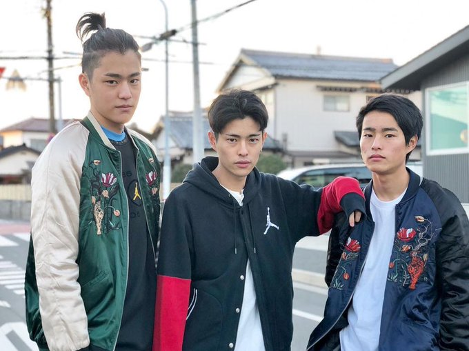 sankai brothers? you mean visual siblings✨ they all look so fine! too much for my weak heart💜 #PBBSp8cialReunion Photo