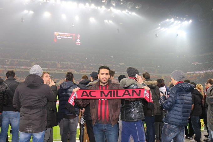 #ميلان صورة فوتوغرافية