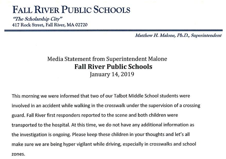 Home Fall River Public Schools