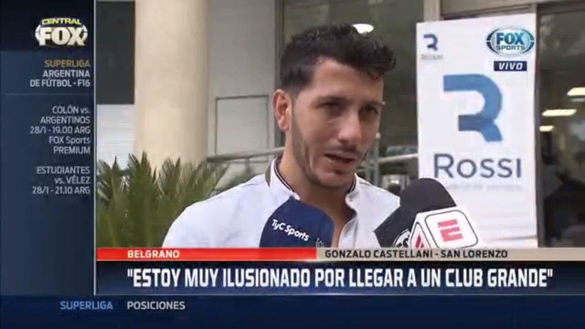 FOX Sports Argentina's photo on héctor fértoli