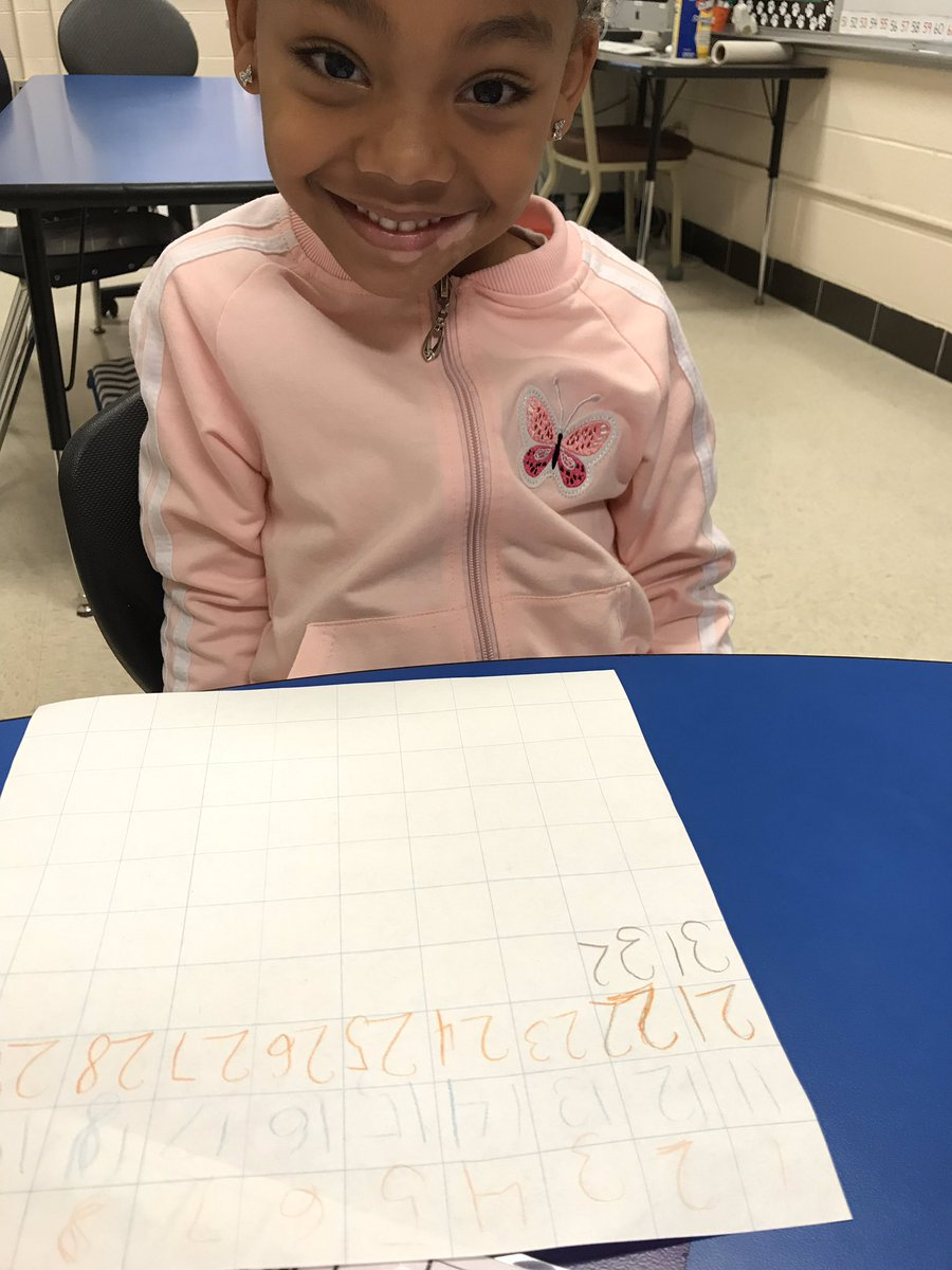 How many way can you write to 100?@PartridgeElem #PartLeads