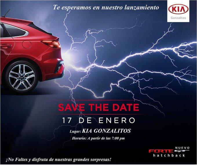 Ven a conocer el nuevo #KIAForte GT Hatchback y vive la presentación desde tu propia perspectiva ⚡️ Te esperamos este jueves 17 de enero en #KIAGonzalitos a partir de las 19:00 hrs. 📲 WhatsApp: 📍Visítanos: Foto
