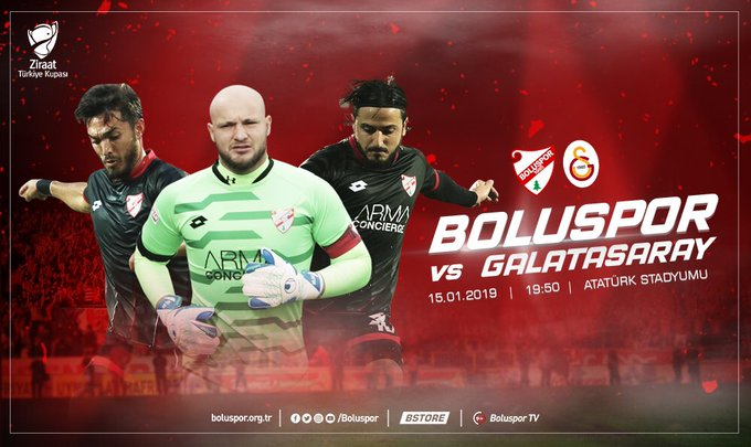 Takımımız, Ziraat Türkiye Kupası Son 16 Turu ilk maçında Galatasaray'ı konuk ediyor. #BSvGS Fotoğraf