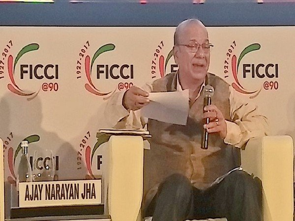JUST IN | Finance Secretary Ajay Narayan Jha's term extended by a month to February 28. After his superannuation he will join as a member of 15th Finance Commission from March 1. (File pic) Photo