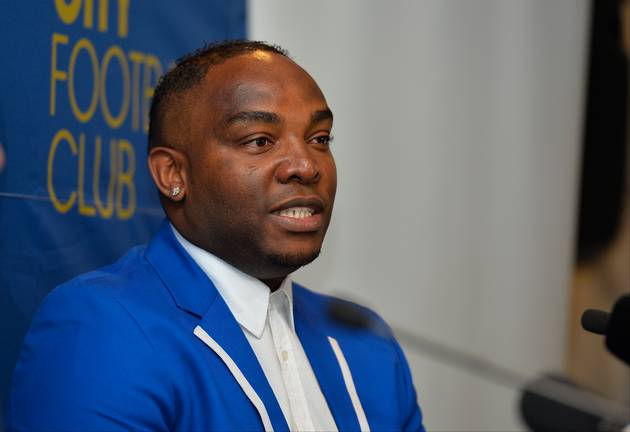 We are now chatting to @bennimccarthy17 about the passing of Phil Masinga. #MSW #TributeToMasinga Photo