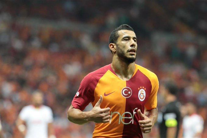 Al-Ittihad ile yıllık M € karşılığında anlaşan Belhanda, teknik heyete takımdan ayrılmak istediğini belirtti. (BiP Spor) Fotoğraf