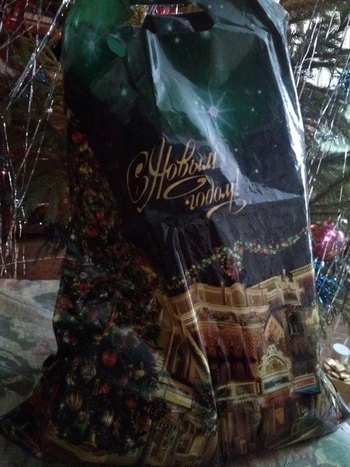Лента, со Старым Новым годом 🎄 🎅🏻 Мне конфетки подарили (как и на Новый год и Рождество) Фото