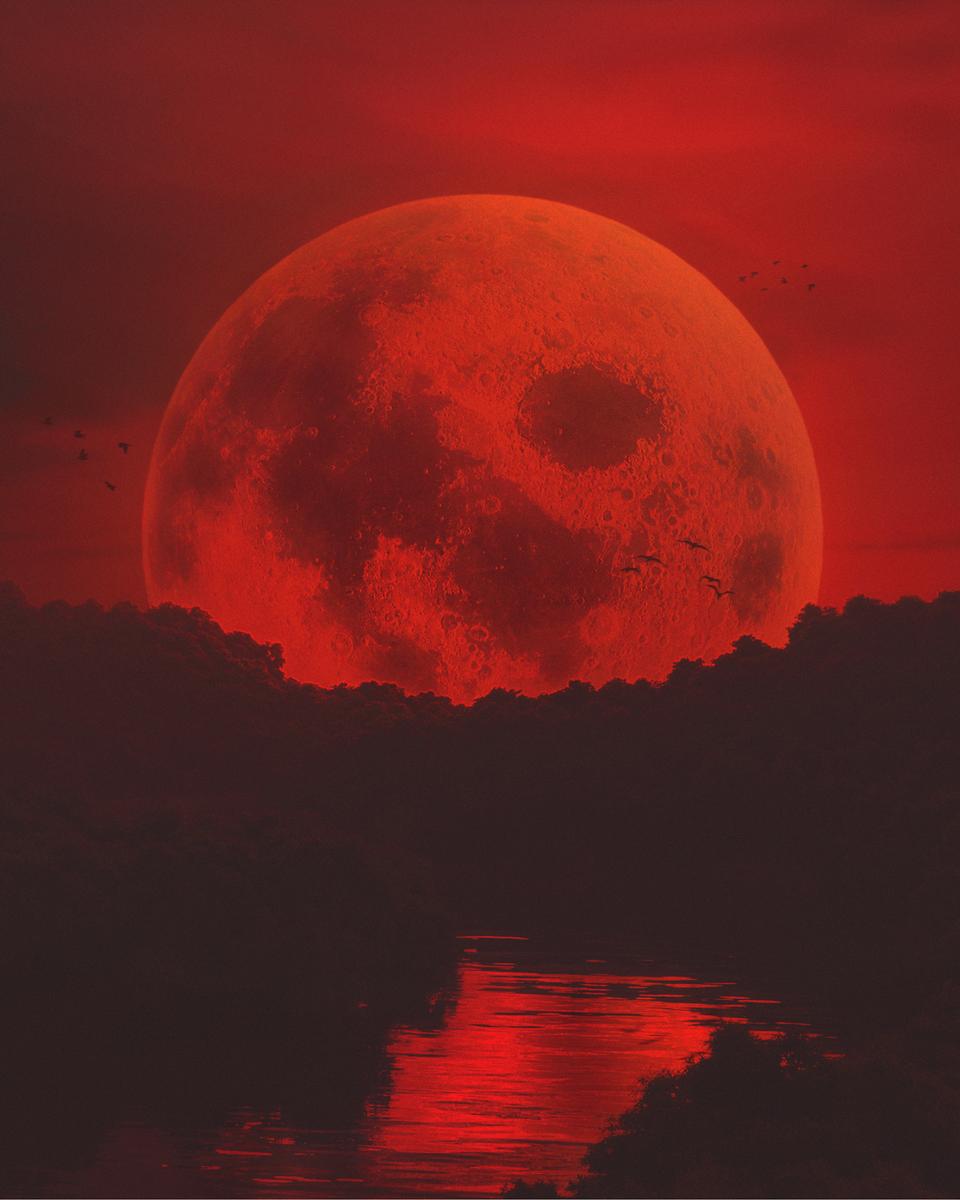 four blood moon movie - HD960×1200