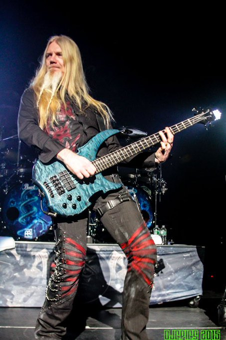 Marco Hietala's Birthday Celebration   HappyBday.to