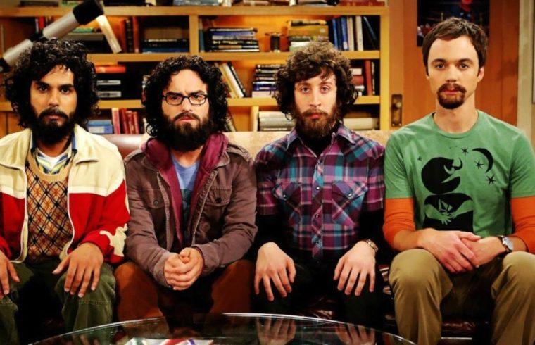 The Big Bang theory 720p s07e16