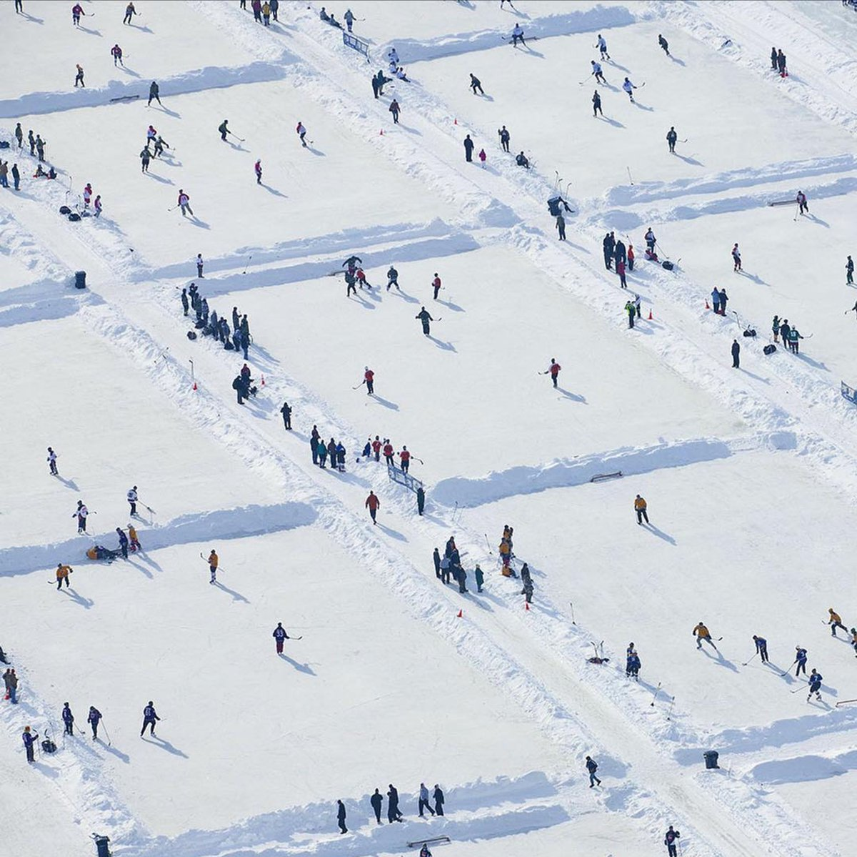 Eagle River Wisconsin On Twitter Make Plans For Pond Hockey Just About 300 Teams And 2 000 Players Descend On Dollar Lake Next Month George Steinmetz Event Info Https T Co S3qqtdolns Https T Co Wgsmwzjipc